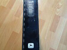 John Deere 350c 355d Crawler Bulldozer Amp Loader Technical Service Manual Tm1115