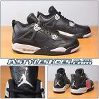 Nike Air Jordan 4 IV Retro Oreo Black Cool Grey 314254-003 11 12 DS