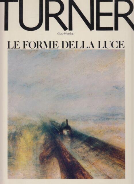 ARTE Turner Le forme della luce 1984 Jaca Book