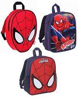 NEU Spiderman 3D Rucksack Tasche Kindergartentasche-Rucksack