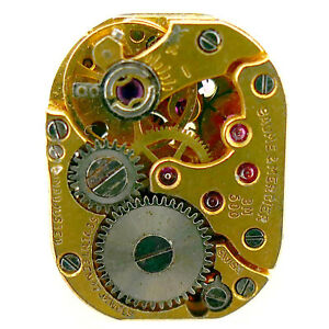 BAUME-amp-MERCIER-CAL-BM-500-17-JEWELS-WATCH-DIAL-AND-MOVEMENT-FOR-PARTS-REPAIRS