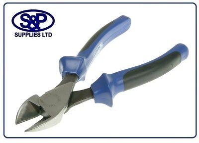 "7"" 175mm Diagonal Side Cutters Heavy Duty Soft Grip Fai9ldc7hd"