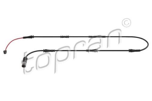 Sensor Bremsbelagverschleiß TOPRAN 502 433