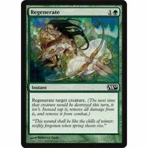 Mtg Magic 2010 Regenerate Ebay , mainly in the following archetypes: details about mtg magic 2010 regenerate