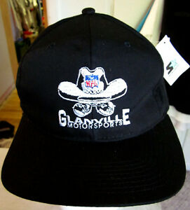 classic shoes best sell great deals JERRY GLANVILLE baseball hat Motorsports NWT football racing cap ...