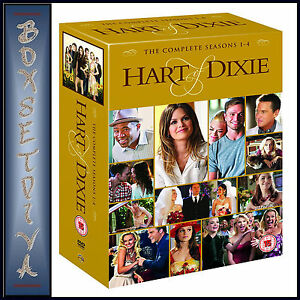 HART-OF-DIXIE-COMPLETE-SEASONS-1-2-3-amp-4-BRAND-NEW-DVD-BOXSET