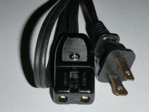 Power Cord for Contempra Indoor Smokeless Grill Model ECB-25 Choose Pin Spacing