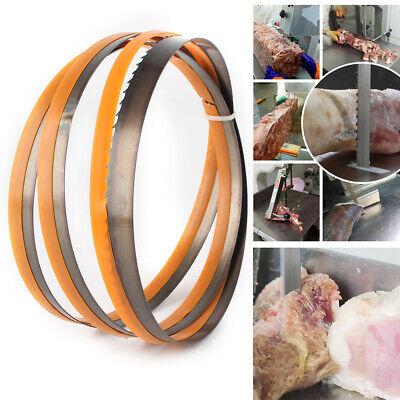 Band Saw Blades Bone-In Meat Cutting Tool Carbon Steel 2083mmx16mmx0.56mmx4TPI