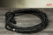 NBS Black Label II Stromkabel / Power Cable -- (vom offiziellen NBS Distributor)