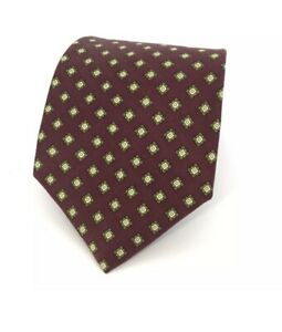 Brooks-Brothers-Stain-Resistant-All-Silk-Geometric-Mens-Tie