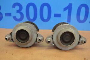 MERCEDES BENZ W212 E63 AMG HYDRAULIC ENGINE MOUNT MOUNTS SET