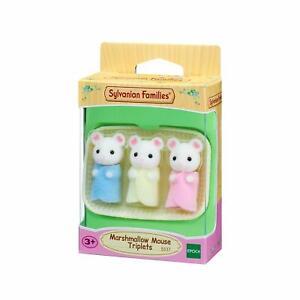 Sylvanian-Families-Marshmallow-Mouse-Triplets