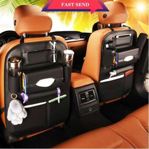 Storage Bag Car Organizer Pocket Holder Seat Auto Back Multi Pouch Accessories
