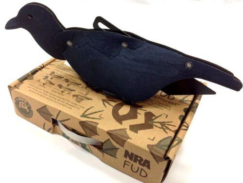 6 X Neuf Origine FUD Crow leurres-Replier Crow Shooting decoys