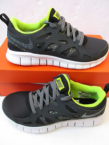 ddc18621f3b1 nike free run 2 (GS) youth running trainers 443742 093 sneakers ...