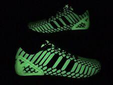 f606f40481ef4 Adidas Originals ZX Flux Glow in the Dark Shoes XENO 3M Mens SIZE 9.5 AQ8212
