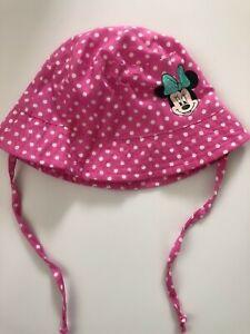 Girls Kids Children Hello Kitty Cute Cotton Soft Dots Bucket Cap Sun Hat Beanie