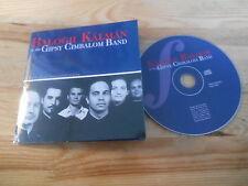 CD Ethno Kalman Balogh - The Gipsy Cimbalom Band (3 Song) Promo FOLK EUROPA