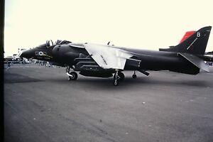 2-237-2-Harrier-Jump-Jet-Royal-Air-Force-Kodachrome-SLIDE