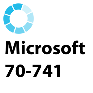 Details about Microsoft 70-741 MCSA Networking with Windows Server Exam  Test Simulator PDF