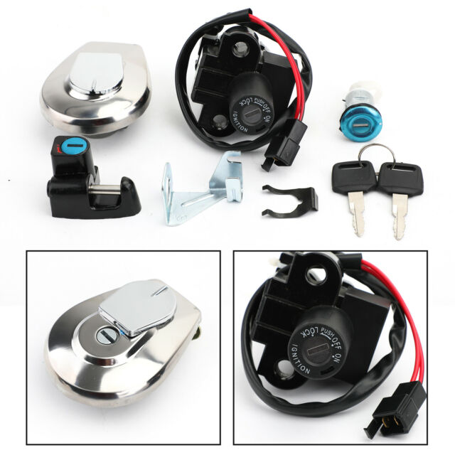 Ignition Key Switch Lock Set Fits Honda Cb750 Nighthawk