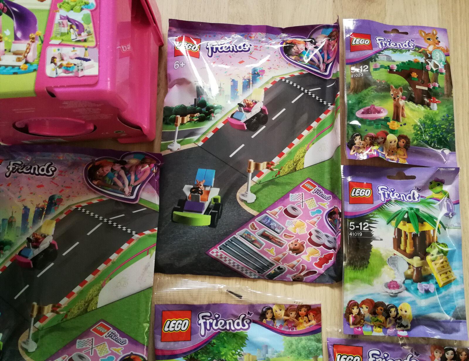 LEGO® Juniors 10668 & Friends 30103 30203 41017 41019 41019 41019 & 2x 5005238 NEU & OVP 22e3d5