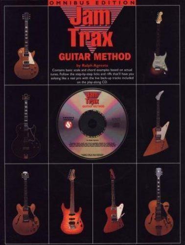 Ralph Agresta : Jam Trax Guitar Method Book, Omnibus Edi