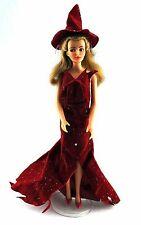Vintage Ideal Bewitched TV Show Samantha Doll Elizabeth Montgomery 1965 USED