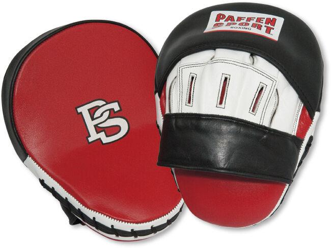 Paffen Sport Pro Profi Pratzen, Bestees Rindsleder. PSG Gel Gel Gel Polsterung. Boxen,MMA 59c83c