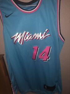 Tyler Herro Nike Miami Heat Vicewave Swingman Jersey L Ebay