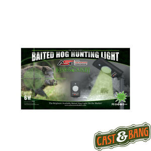 Image Is Loading All Seasons Feeders Baited Boar Hog Hunting Light