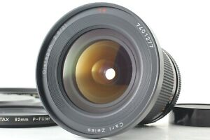 Almost-Unused-Contax-Carl-Zeiss-Distagon-21mm-f-2-8-T-MMJ-C-Y-Lens-w-Hood-JP