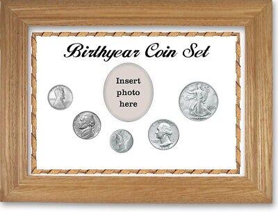 1943 Happy Birthday Coin Gift Set