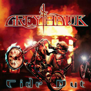 GREYHAWK-Ride-Out-1-EP-CD-7-tracks-FACTORY-SEALED-NEW-2019-Swords-amp-Chains-USA