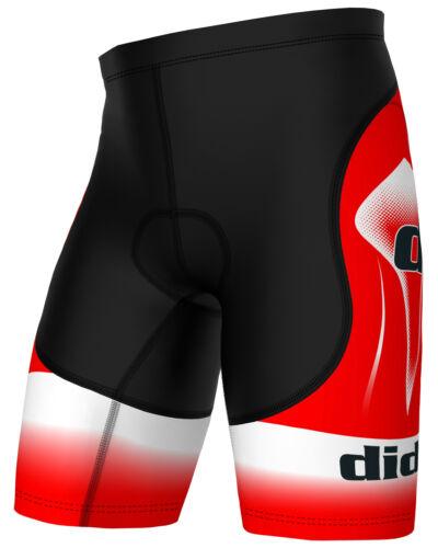 Neuer Herren-'S Radsport Unterhosen Fahrrad Unterwäsche MTB Gepolstert Rüstung