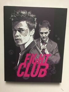 fight club blu ray  Fight Club (Blu-ray Disc, 2018) NEW w/POP ART Slipcover | eBay