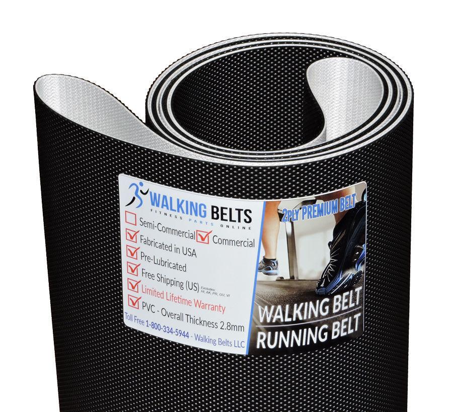 Cinta De Correr Caminar cinturón exclusivo exclusivo exclusivo VTT8 2ply + Gratis 1 Oz Lubricante 8fb82f