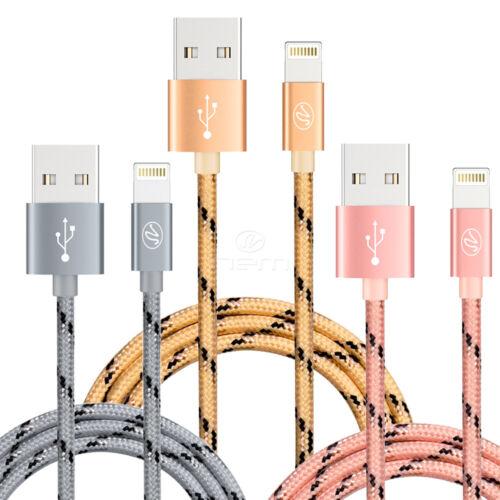 OEM iPhone 11 PRO X//XR XS MAX 8//7 PLUS Fast Charging USB Cable 10 Feet /& 6 Feet