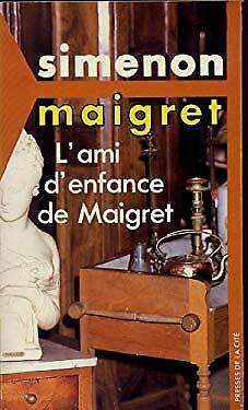 Ami d'enfance de maigret (l') by Simenon G.-ExLibrary