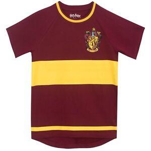 Harry-Potter-T-Shirt-Boys-Harry-Potter-Gryffindor-Tee-Kids-Harry-Potter-Top