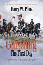 Civil War America: Gettysburg : The First Day by Harry W. Pfanz (2010, Paperback)