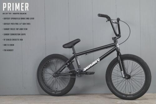 SUNDAY Primer 2021 Bike kink odyssey haro bmx subrosa fit bike co GT redline bmx