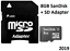 SanDisk-16MB-512MB-1GB-2GB-4GB-8GB-16GB-32GB-64GB-128GB-MicroSD-Memory-Card-LOT