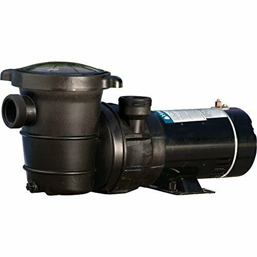 Heavy Duty 115V Above Ground Pool Pump w  1.5 HP Strong & Quiet Motor