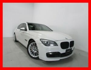 2010 BMW Série 7 750I X-DRIVE *NAVI/BACKUP CAM/M PKG/LOW KMS!!!*