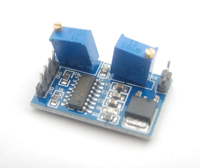 PWM Generator Controller Adjustable Frequency 100-400kHz SG3525 Module arduino