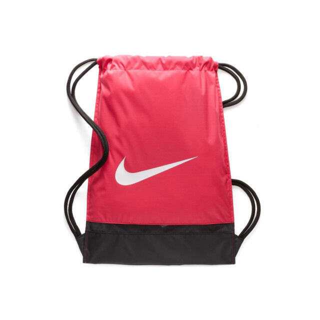 f5fbbf0c8eff Gymbag Nike Brasilia Gymsack Ba5338 666 Pink Gym Bag Sack for sale ...