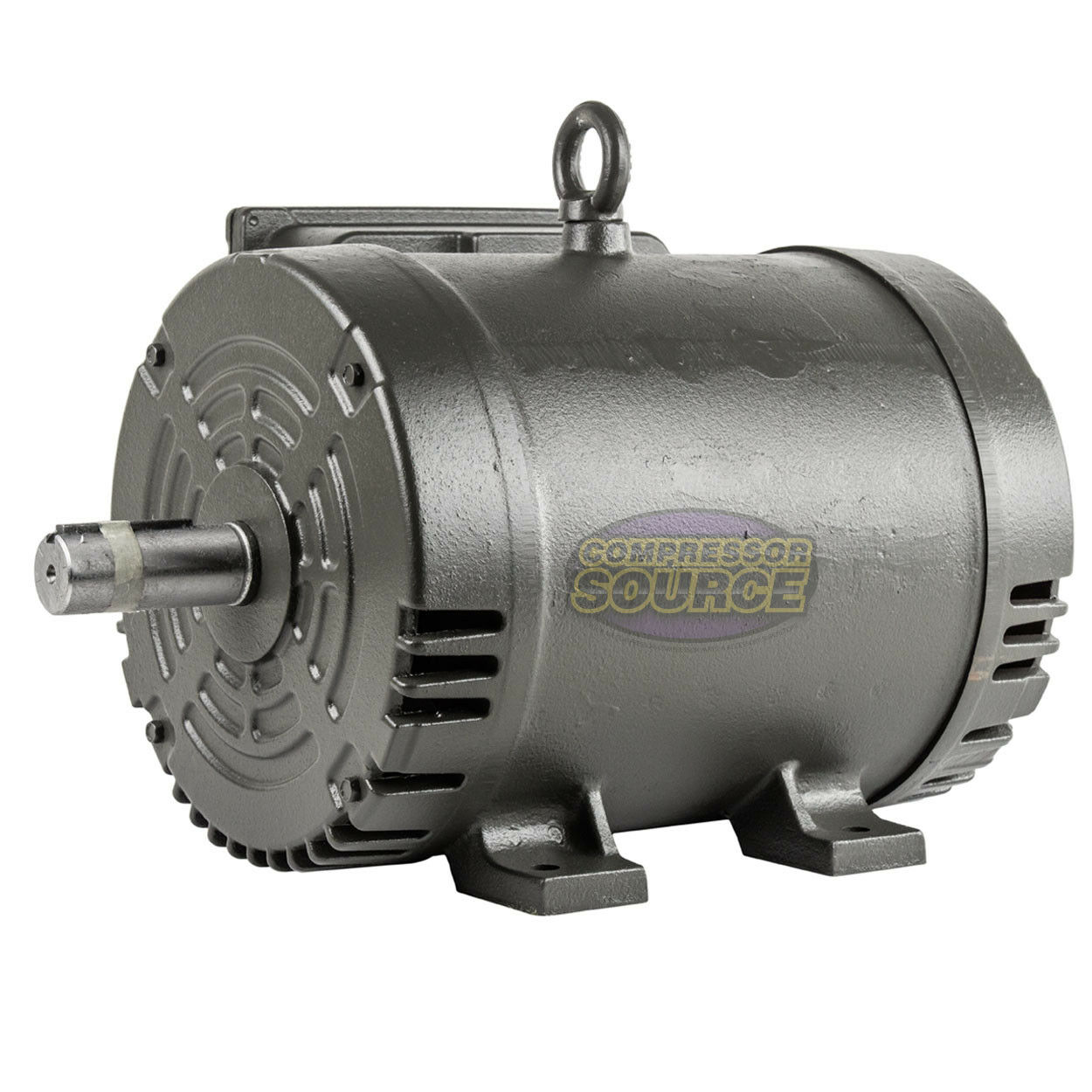 7 5 HP Replacement Motor 1 Phase 3450 RPM 184T For Ingersoll Rand Compressor