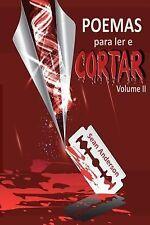 Poemas para Ler e Cortar: Poemas para Ler e Cortar by Sean Anderson (2014,...