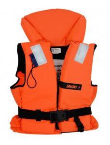 LALIZAS-Rettungsweste-100N-Schwimmweste-ISO12402-4-zertifiziert-Weste-Grosenwahl